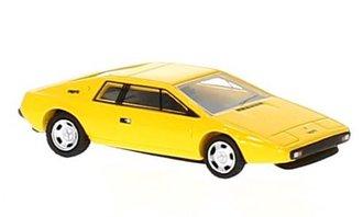 1:87 1977 Lotus Esprit S1 (Yellow)