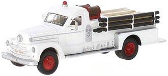 1:87 1958 Seagrave 750 Fire Engine (White)