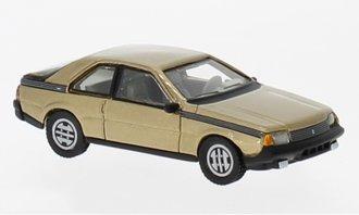 1:87 1980 Renault Fuego (Dark Beige Metallic)