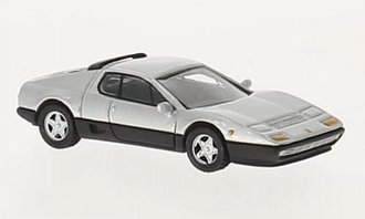 1:87 1976 Ferrari 512 BB (Silver)