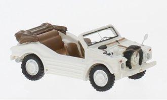 1:87 1953 Porsche 597 Jagdwagen (White)