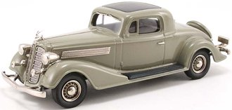 1:43 1934 Buick 96-S Coupe (Bellvue Beige)