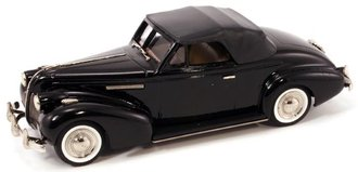 1939 Buick Century Convertible (Black) [Limited Edition - Factory Special]