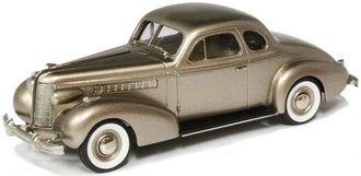 1937 Buick Special M-46 2-Door Coupe (Samarra Beige Poly)