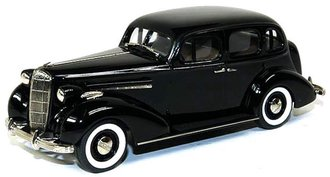 1:43 1936 Buick Special M-41 (Black) [Limited Edition - Factory Special]