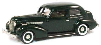 1937 Buick Special 2-Door Touring Sedan M-48 (Coronary Green)