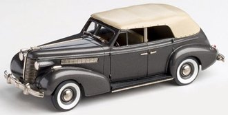 1938 Buick Special M40C Convertible Phaeton (Homer Gray Poly)