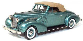 1938 Buick Special M46-C Convertible Coupe (Raphael Green Poly)