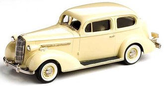 1:43 1936 Buick Special M-58 Victoria Coupe (Francis Cream)