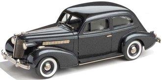 1937 Buick Special M-44 Plain Back 2-Door Sedan (Wellington Gray Poly)