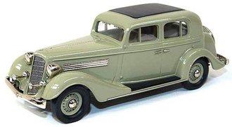 1934 Buick Club Sedan Model 61 (Green)