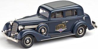 "1934 Buick Club Sedan Model 61 ""Buick Club Anniversary"""