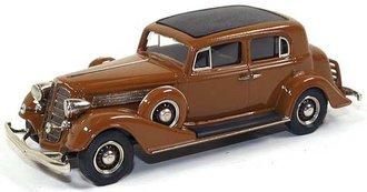 1934 Buick Series 90 5 Passenger Sedan Model 97 (Poney Brown)