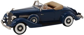 1934 Buick 60 Convertible Coupe (Freedom Blue)