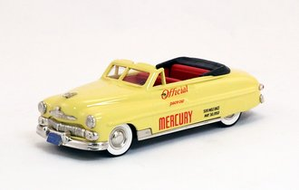 """1950 Mercury Convertible """"Indianapolis 500 Pace Car"""" (Special Edition)"""