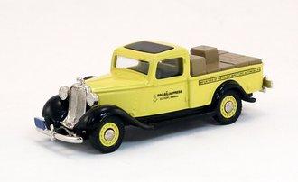 """1935 Dodge Pickup """"Braslia Press"""""""