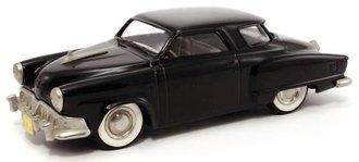 1:43 1952 Studebaker Champion Starlight Coupe (Black)