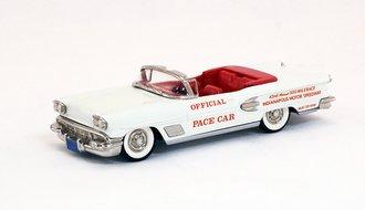 """1958 Pontiac Bonneville """"Indianapolis 500 Pace Car"""" (Special Edition)"""