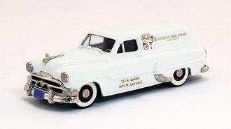 "1953 Pontiac Sedan Delivery ""La Salle Florist"""
