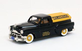 """1953 Pontiac Covered Pickup """"Milano 43, Italy 1992"""""""