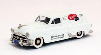 "1953 Pontiac Sedan Delivery ""Bender's"""