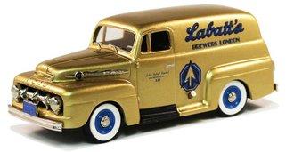 """1952 Ford F-1 Ranger """"Labatt's"""" (Gold)"""