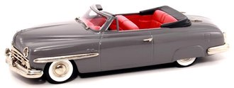 1:43 1949 Lincoln Cosmopolitan Convertible (Dakota Gray)