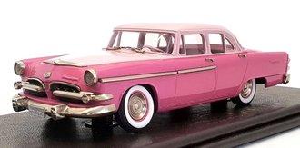 1955 Dodge Coronet 4-Door Sedan (Two-Tone Pink Soda)