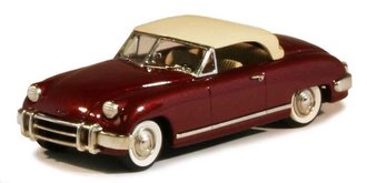 1952 Muntz Jet (Top Up) (Dark Red Metallic) [Limited Edition - Factory Special]