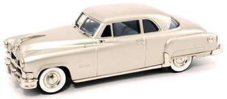 "1952 Chrysler Imperial Newport ""Brooklin 30th Anniversary Edition"" (Silver)"