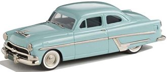 1:43 1954 Hudson Hornet Special Club Coupe (Palm Beach Blue)