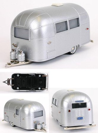 1961 Airstream Bambi Travel Trailer (Aluminum)