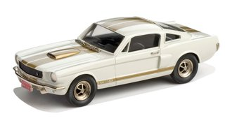 """1966 Ford Mustang GT 350-H """"Hertz"""" Coupe (Black/Gold) [Limited Edition - Factory Special]"""