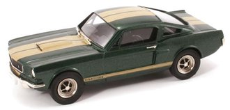 "1966 Ford Mustang GT 350-H ""Hertz"" Coupe (Green Metallic) [Limited Edition - Factory Special]"