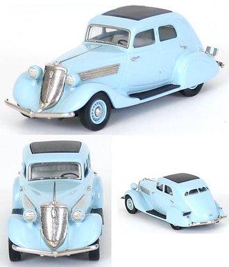 1934 Studebaker Commander Land Cruiser Sedan (Bruce Light Blue)