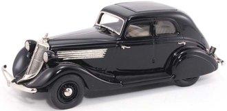 1934 Studebaker Commander Land Cruiser Sedan (Black)
