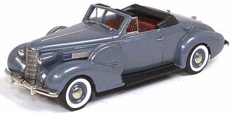 1937 Oldsmobile L-37 Convertible Coupe (Delmar Gray Poly)