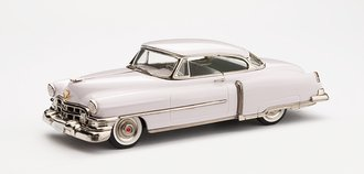 1:43 1952 Cadillac Series 62 Coupe de Ville (Lilac Pink)