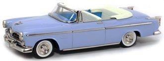 1955 Chrysler Windsor Convertible (Nassau Blue)