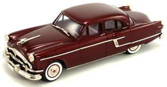 1954 Packard Patrician 4-Door Sedan (Matador Maroon Poly)