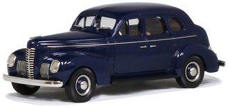 1939 Nash Ambassador Eight 4-Door Fastback Sedan (Dark Blue)