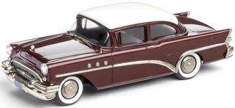 1955 Buick Special 2-Door Sedan (Titan Red Poly/Dover White)