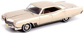 1967 Buick Wildcat 4-Door Hardtop (Champagne Mist Poly)