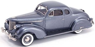 1938 Chrysler Imperial Eight Series C-19 Coupe (Chinchilla Gray Poly)