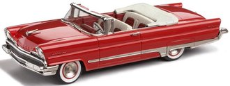 1:43 1956 Lincoln Premier Convertible (Hunstman Red)