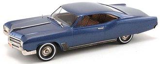 1967 Buick Wildcat 2-Door Hard Top (Blue Mist Poly)