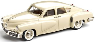 1:43 1948 Tucker 4-Door Sedan (Beige)
