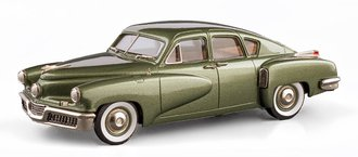 1948 Tucker 4-Door Sedan (Green)