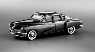 1948 Tucker 4-Door Sedan (Black)
