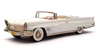 1960 Lincoln Continental Mk.V Convertible (Polaris White)